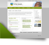 obecná-webstránka.sk - šablóna 5